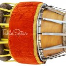 THAVIL/MAHARAJA™/SOUTH INDIAN DRUM/HAND MADE/JACKFRUIT WOOD/THAKIL/CHE-2