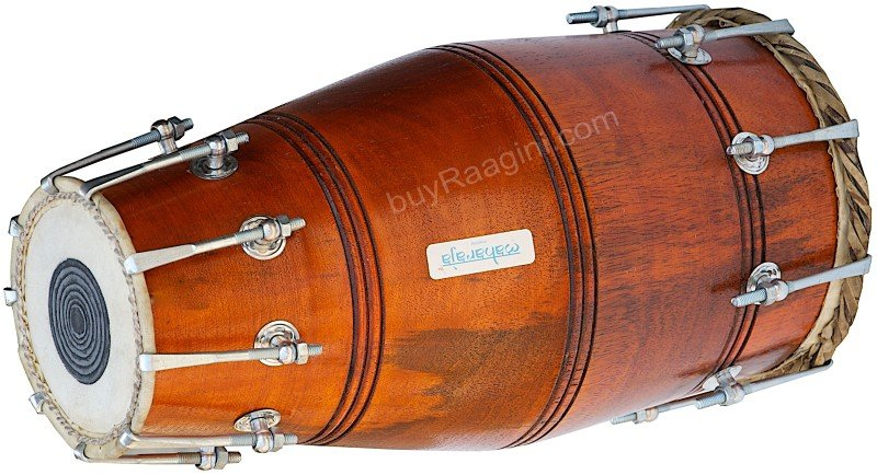 NAAL DRUM/MAHARAJA/BOLT-TUNED/QUALITY/SPECIAL NAAL/MANGO WOOD/SPANNER/BCJ/BAG-1