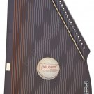 PALOMA SWARMANDAL/HIGH PITCH/5 OCTAVE/36 INCHES/TUN WOOD/DARK/SWAR MANDAL/DDB-02