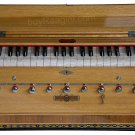 BINA™ SANGEET HARMONIUM/COUPLER FUNCT./42 KEY/NATURAL COLOR/INDIAN/3½/BAG/BJB-2