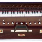 HARMONIUM BINA NO.17/DELUX FOLDING/COUPLER FUNCT./42 KEY/INDIAN/BOOK/BAG/AGG-2