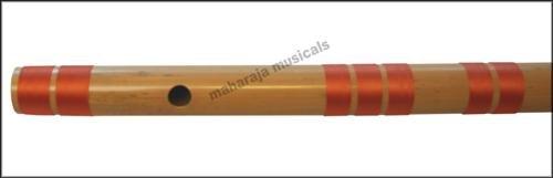 FLUTE MAHARAJA CONCERT SCALE F NATURAL BASS 28.5 IN. FINEST BAMBOO BANSURI/CFI-2