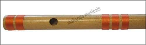 FLUTE MAHARAJA|CONCERT|SCALE C SHARP MEDIUM 18.6 IN.|FINEST BAMBOO BANSURI/CFA-1