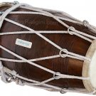 DHOLAK MAHARAJA™ SPECIAL ROPE TUNED/WEDDING DHOLKI/PRO/DHOLAK/INDIAN DRUM/BBC-02