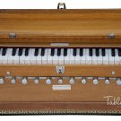 HARMONIUM No.5600n/MAHARAJA™/A440/11 STOP/COUPLER/42KEYS/PRO/NATURAL/BOOK/AAE-1
