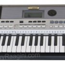 YAMAHA KEYBOARD PSR i455/SILVER COLOR/INDIAN KEYBOARD/CONCERT/FREE SHIPPING/EBF