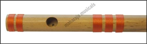 FLUTE MAHARAJA/CONCERT/SCALE B NATURAL MEDIUM 10 INCHS/FINEST BAMBOO BANSURI/CEF
