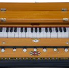 BINA™ NO.8  HARMONIUM/COUPLER FUNCT./39 KEY/NATURAL COLOR/3¼ OCTAVES/BAG/DJF-1