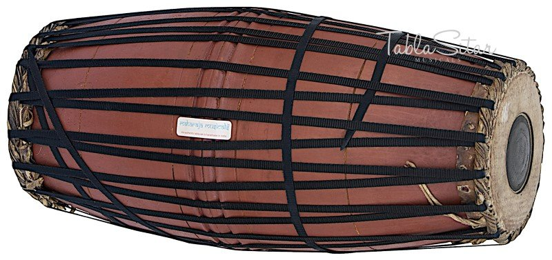 MRIDANGAM/MAHARAJA�/STRAP-TUNED/TRADITIONAL/JACKFRUIT WOOD/SOUTH INDIAN/DBA-1