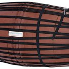 MRIDANGAM/MAHARAJA™/STRAP-TUNED/TRADITIONAL/JACKFRUIT WOOD/SOUTH INDIAN/DBA-1