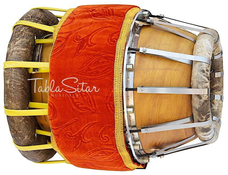 THAVIL/MAHARAJA�/SOUTH INDIAN DRUM/HAND MADE/JACKFRUIT WOOD/THAKIL/CHE-1