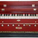 BINA™ NO.11 HARMONIUM/COUPLER FUNCT./BAG/3¼ OCTAVES/39 KEY/ROSEWOOD COLOR/AGF-01