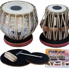 TABLA SET MAHARAJA™ SPECIAL DELHI 3.5KG/SHEESHAM DAYAN/TUNED/HANDMADE/ACCES./BHC