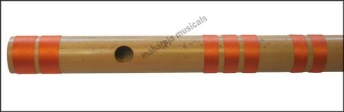 FLUTE MAHARAJA|CONCERT|SCALE G# SHARP BASS 24.5 INCH|FINEST BAMBOO BANSURI/CGE
