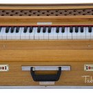 HARMONIUM FOLDING No.6000n/MAHARAJA™ A440/NATURAL COLOR/COUPLER/42KEYS/BFC-1