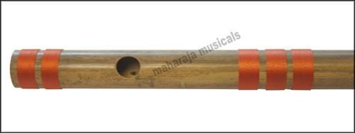 FLUTE MAHARAJA CONCERT SCALE E NATURAL MEDIUM 16 IN. FINEST BAMBOO BANSURI/CFH-1