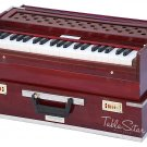 HARMONIUM No.6000r/FOLDING/MAHARAJA™/A440/SAFRI/ROSEWOOD COLOR/COUPLER/BAG/BFB-1