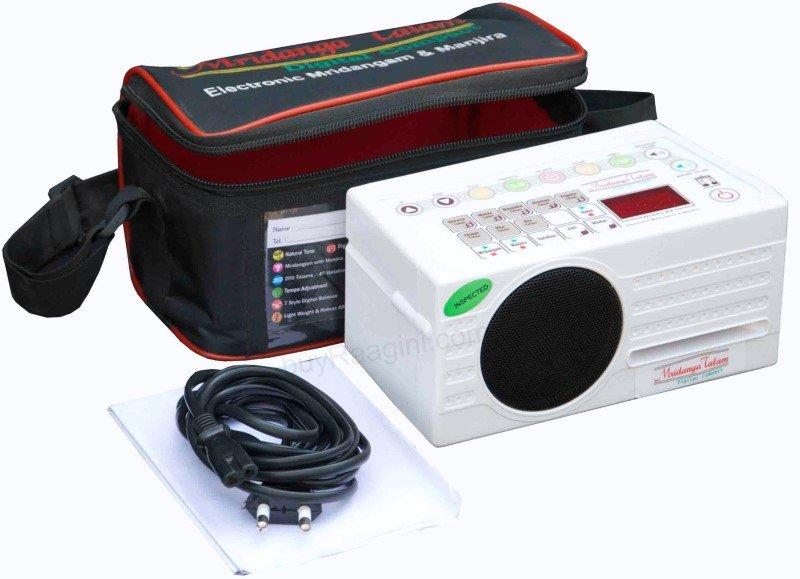MRIDANGA ELECTRONIC/MRIDANGA TALAM /ELECT. MRIDANGAM&MANJIRA/MANUAL/HD-2