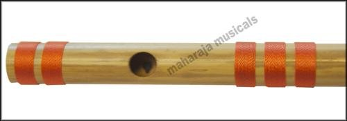 FLUTE MAHARAJA|CONCERT|SCALE C NATURAL SMALL 9.5 IN.|FINEST BAMBOO BANSURI/CEI-2