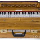 HARMONIUM No. 6001n/MAHARAJA/KAIL WOOD/FOLDING/2 REED/COUPLER/2.75 OCTAVE/EJH-02