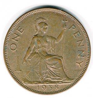 1938 UNC