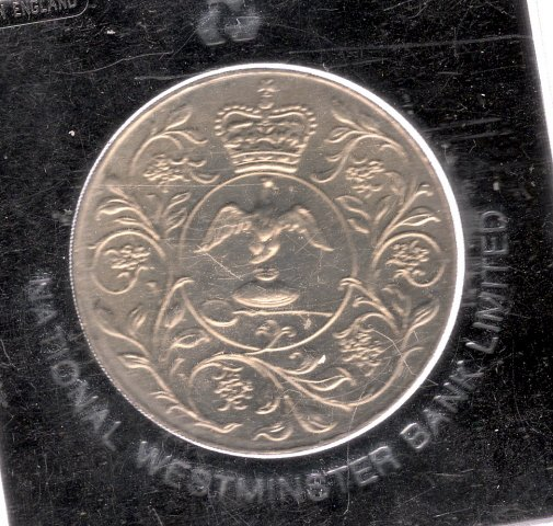 1952-1977 Queen Elizabeth II Royal Jubilee