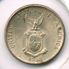 Philippines 1944 D 20 Centavos Unc