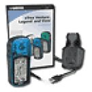 Garmin - eTrex Legend Waterproof Handheld GPS Receiver w/8MB Memory - Blue