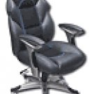 True Seating - Vinyl PC Gaming Chair - Gray