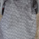 Fish Hook Carseat Canopy