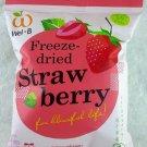 Strawberry Freeze Dried Snacks Organic Tiny Fruits Strawbe