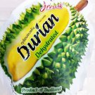 THAI FRUIT DURIAN SNACK FOOD NATURAL HEALTHY DELICIOUS FREEZE DRIED 1X65G
