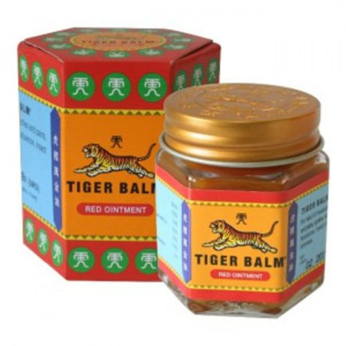 30g Tiger Balm Thai Herb Relief Massage Red White Ointment Aches Pains New