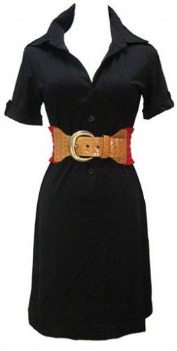 BLACK MADRA DRESS