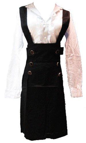 BLACK SAKURA DRESS