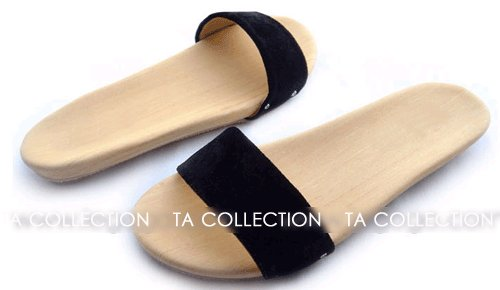 THORA SANDAL (ALSO IN RED)
