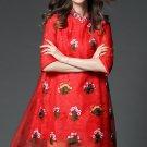 red dress, mini dress, women dress, lace dress, summer dress, casual dress,party dresses