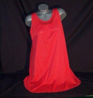Vintage Lorraine Lingerie Nightgown Nightie M