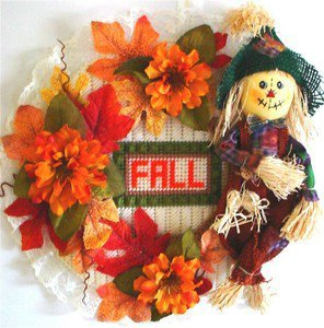 4 Seasons Fall Wreath