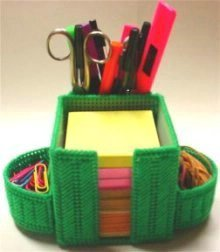 All-in-1 Desk Organizer