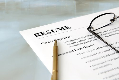 Doctorate's Resume