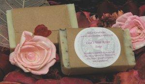 Lisa's Wet Roses Soap