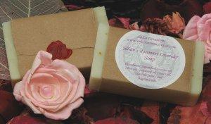 Jillian's Honeysuckle Soap