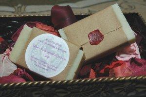 Adam's Sandalwood & Jasmine Soap