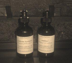 Jillian's Honeysuckle Body Oil