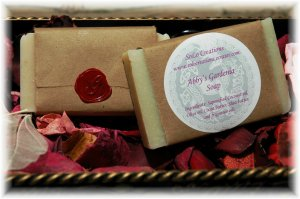 Nell's rosemary Lavender Soap