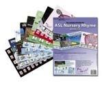 Nursery Rhyme Poster Set of 8