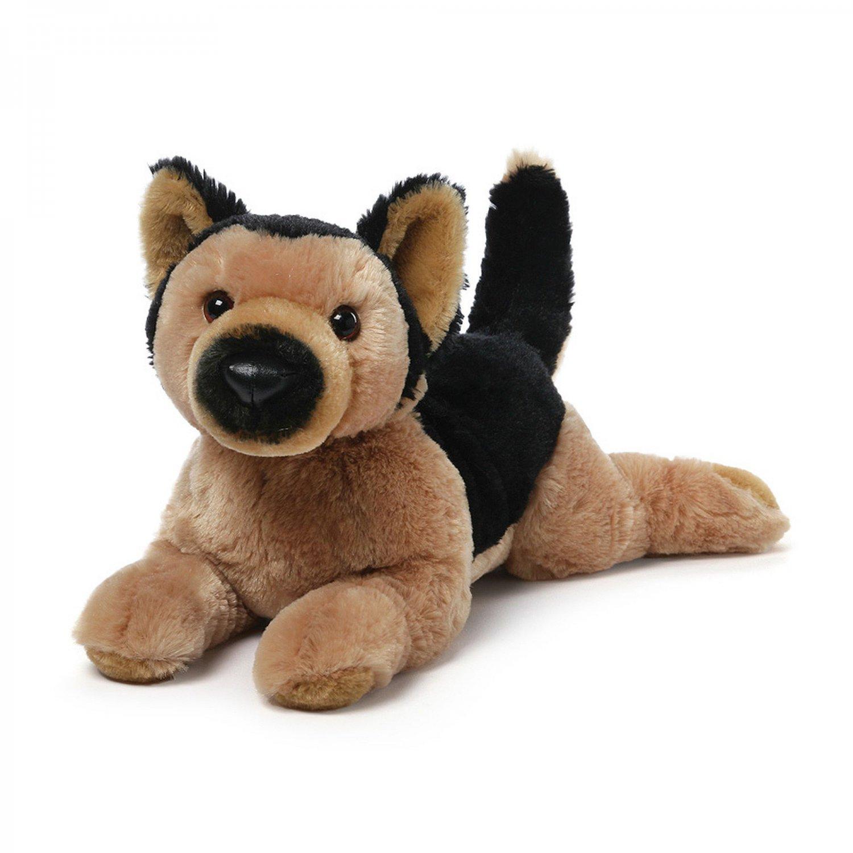 Gund Pepper German Shepherd Dog Stuffed Animal Plush