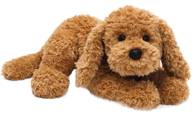 Gund Muttsy 14� Plush-Medium Golden Dog