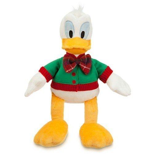 Disney Donald Duck Plush - Holiday - 13''